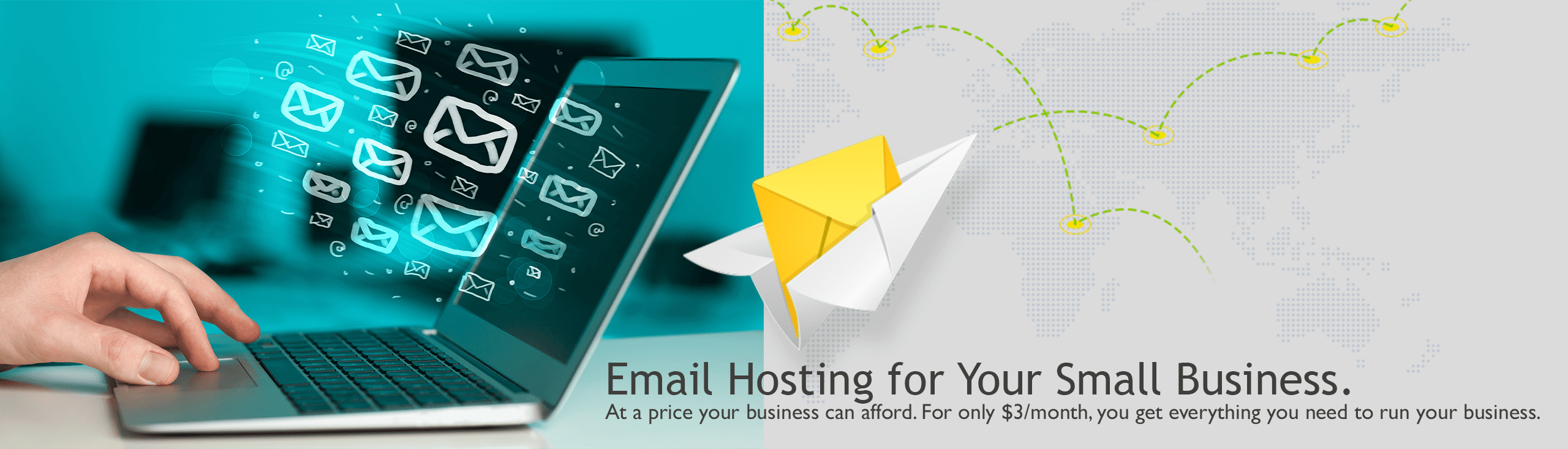 email hosting slide